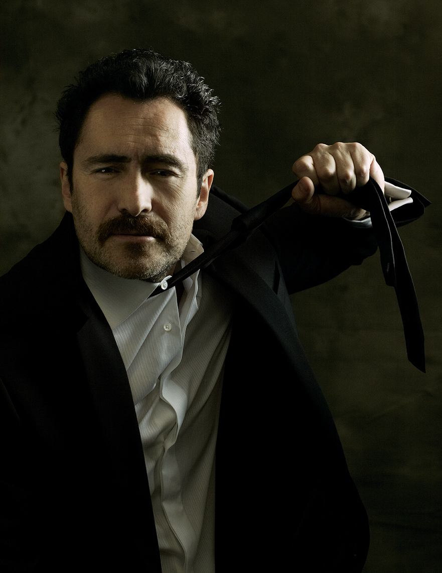 Demien Bichir portrait Los Angeles