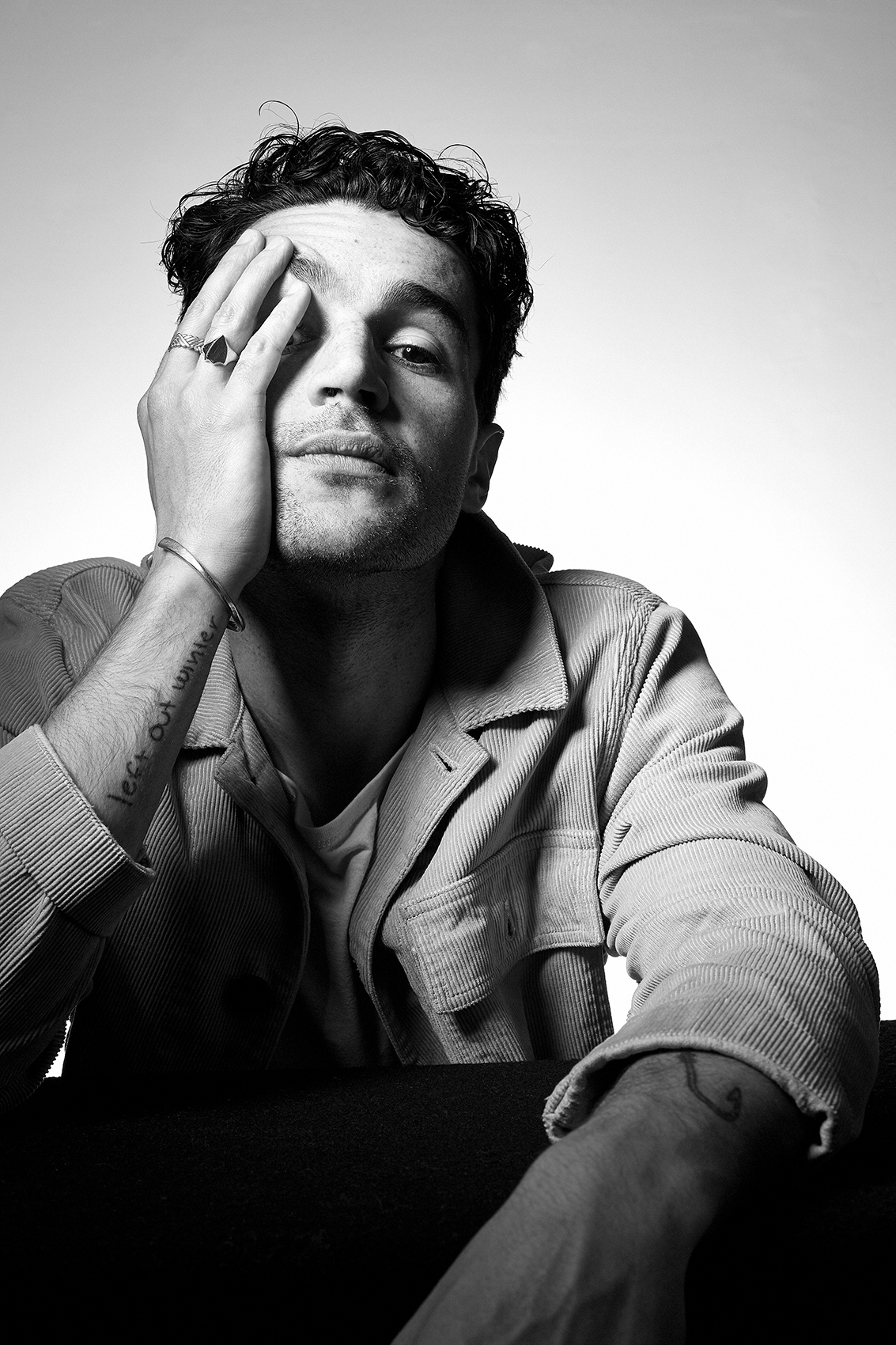 Christopher Abbott Catch 22 portrait