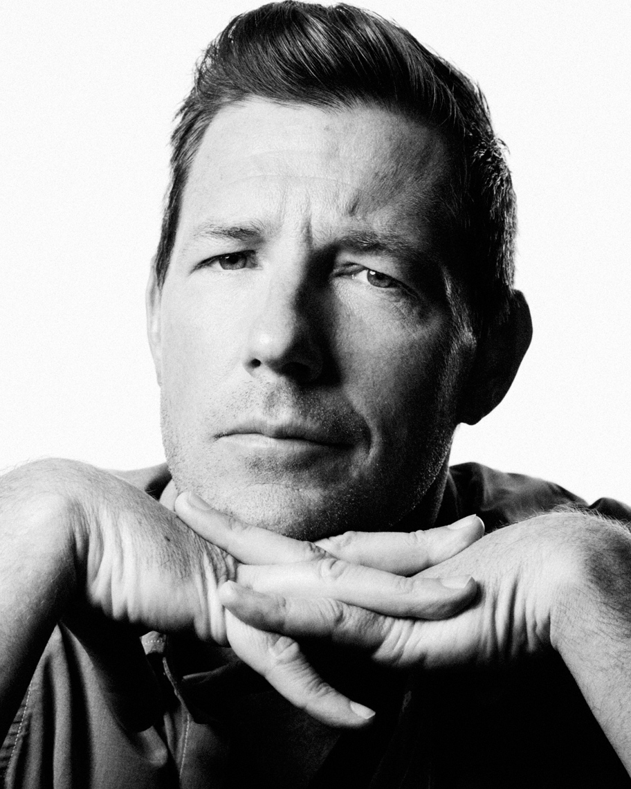 actor Ed Burns portrait