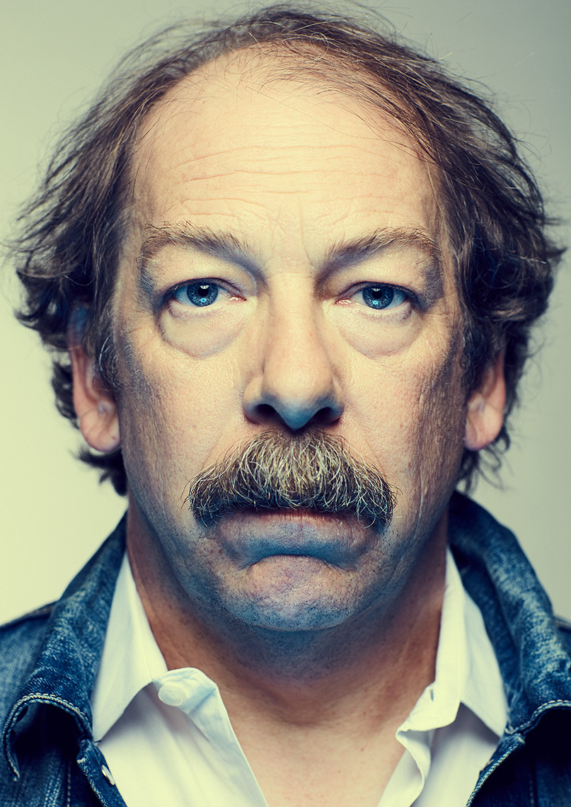 actor Bill Camp portrait