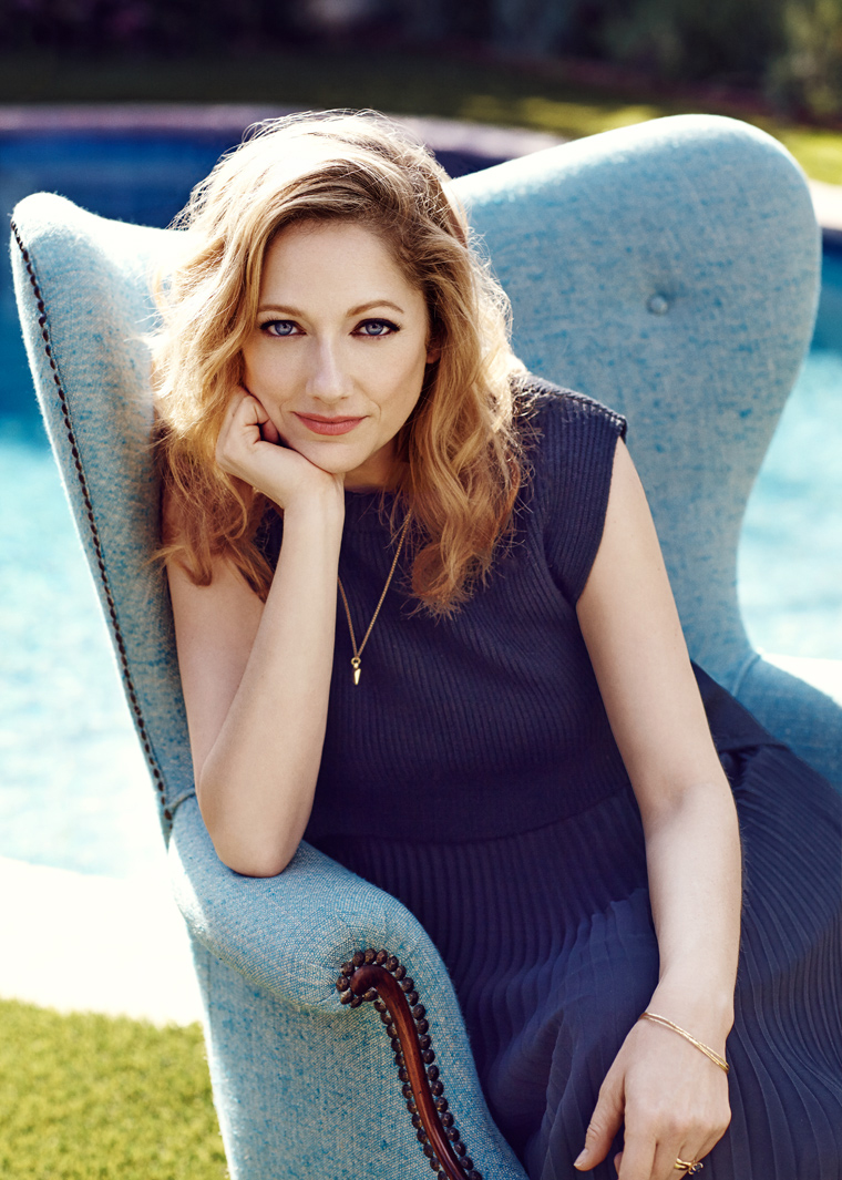 Los Angeles portrait of  actress Judy Greer