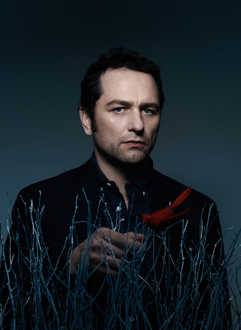 Matthew Rhys portrait The Americans