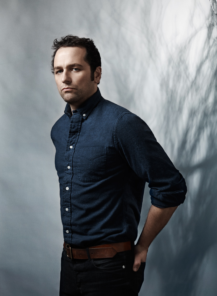 Matthew Rhys portrait New York City