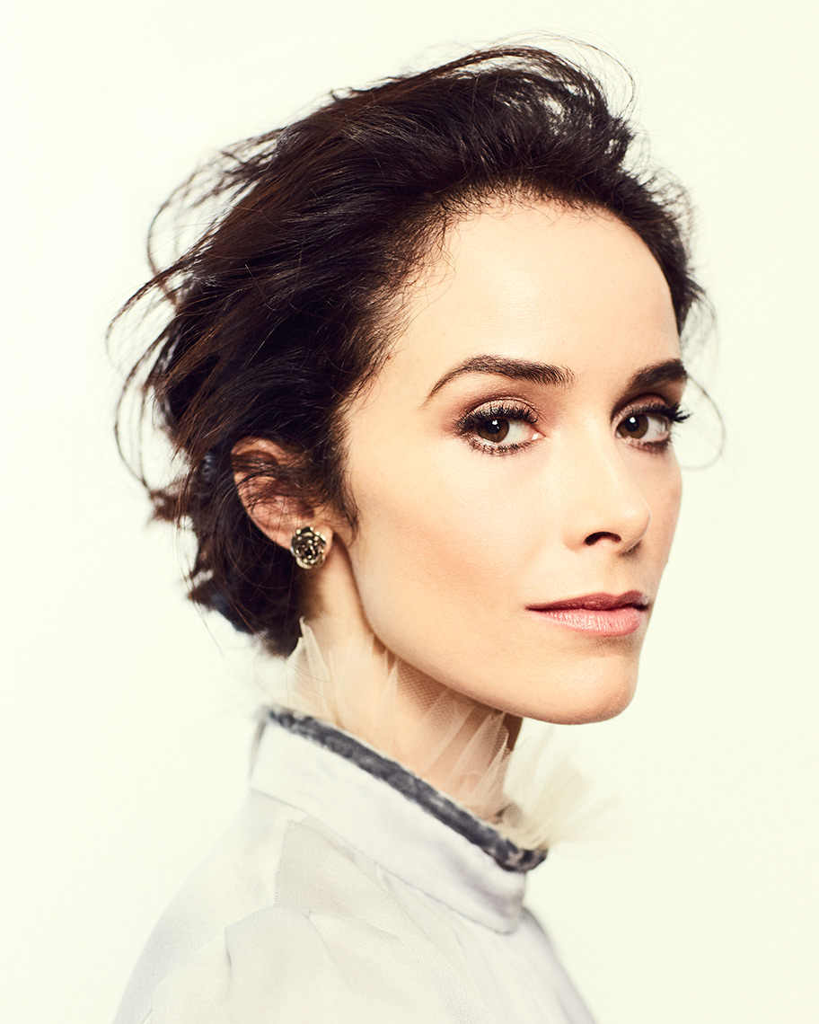 Abigail Spencer portrait