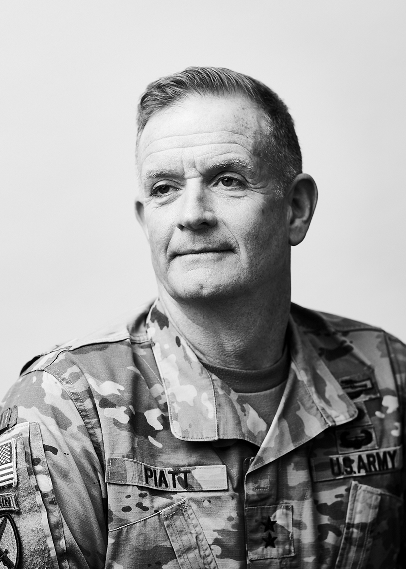 Fort Drum Army Lieutenant General