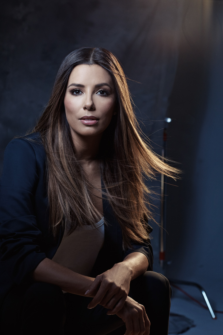 Eva Longoria director actress portrait Los Angeles