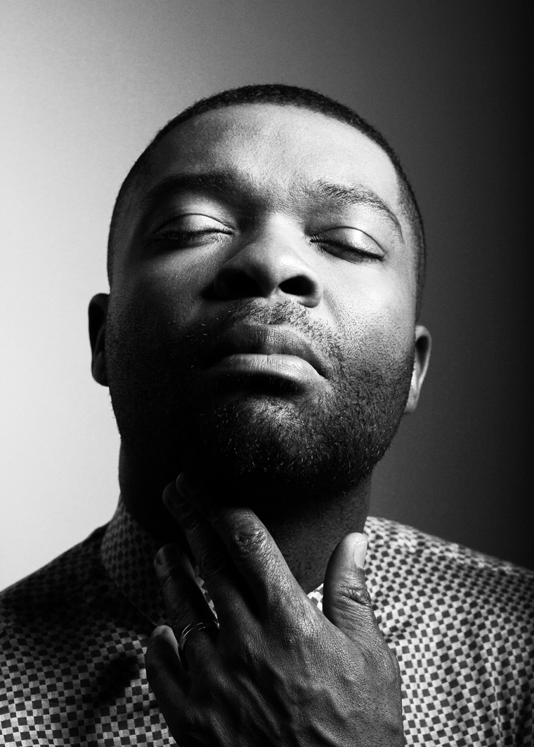David Oyelowo portrait actor