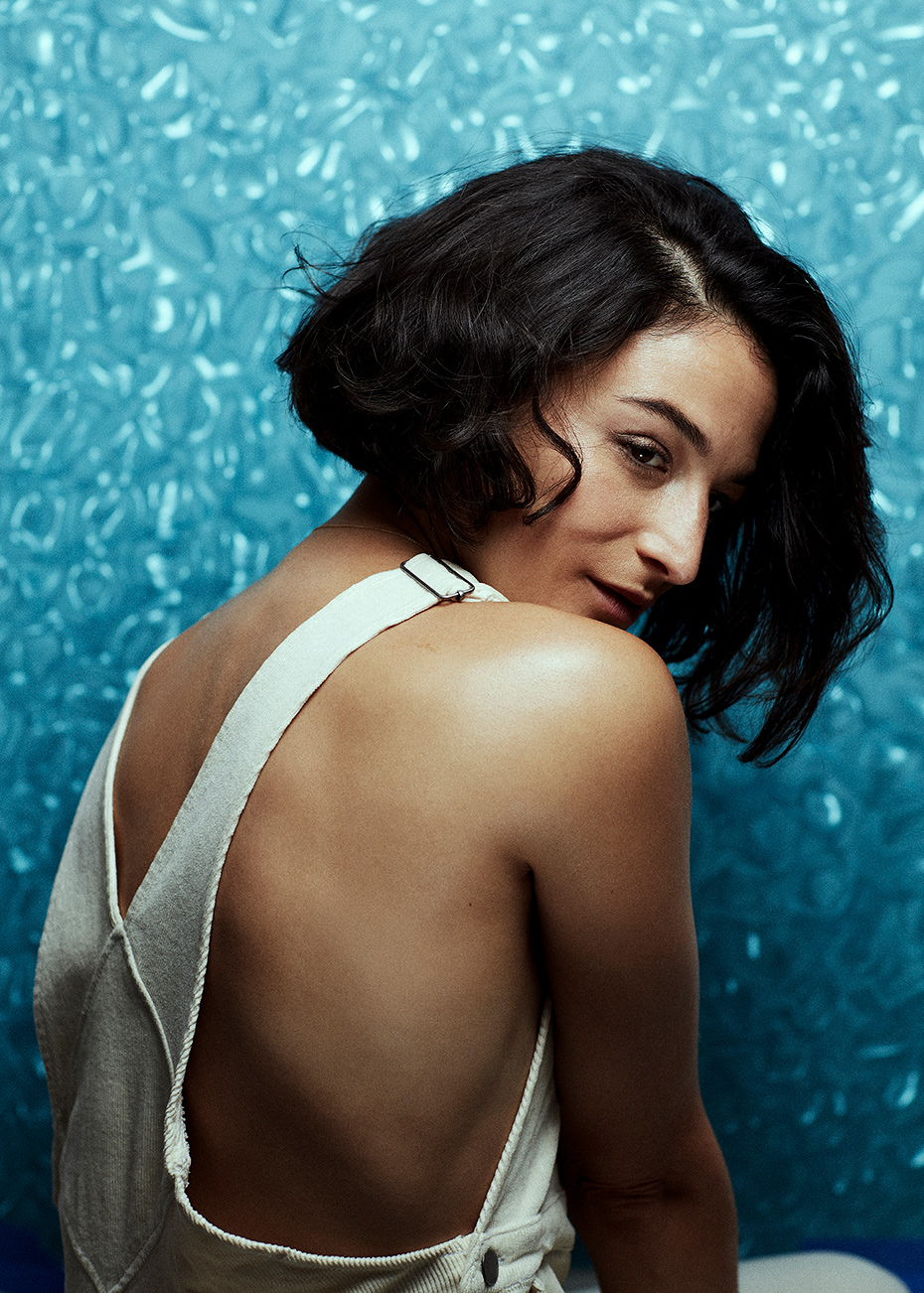 portrait of actress and writer Jenny Slate