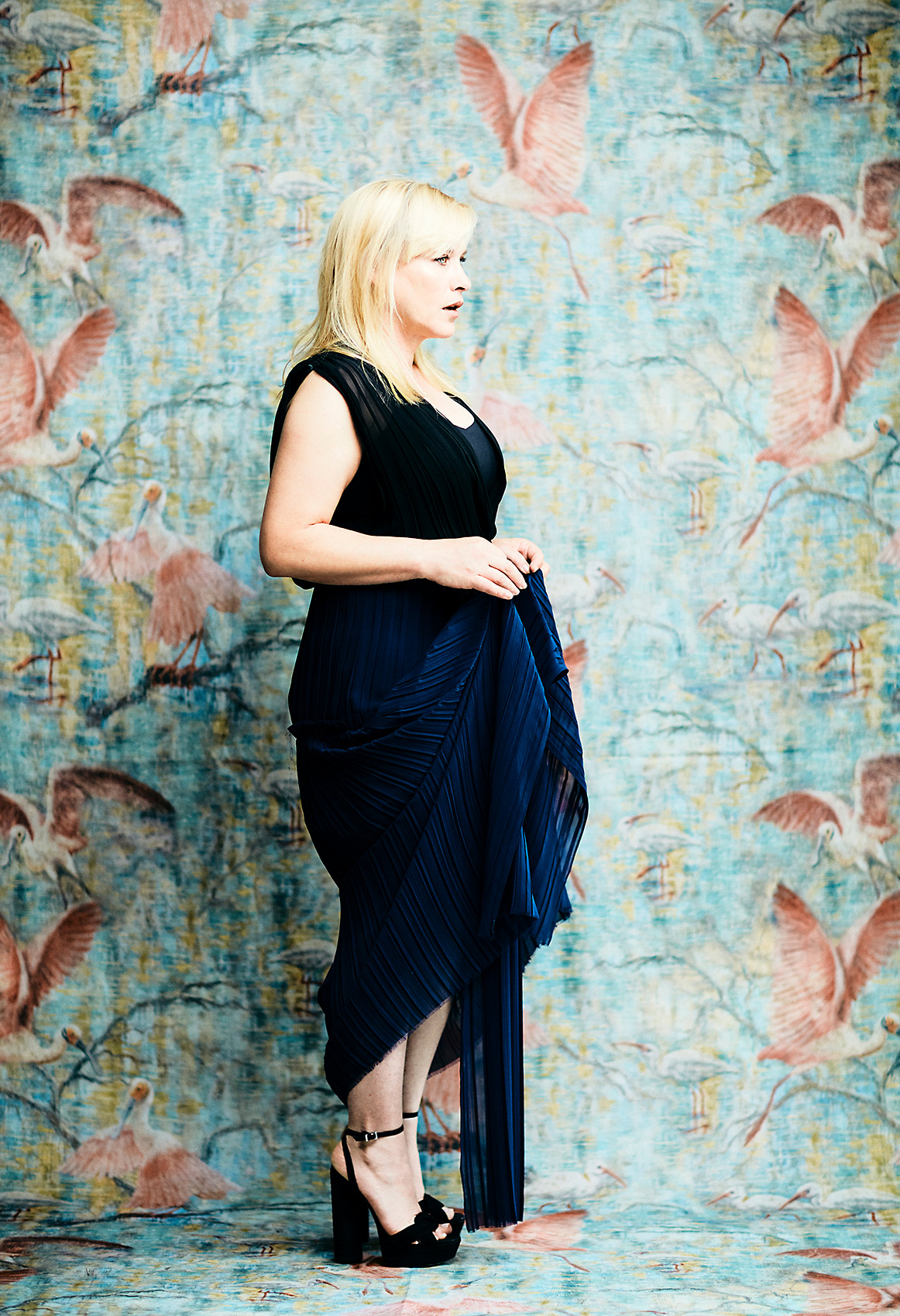 portrait of  actress Patricia Arquette