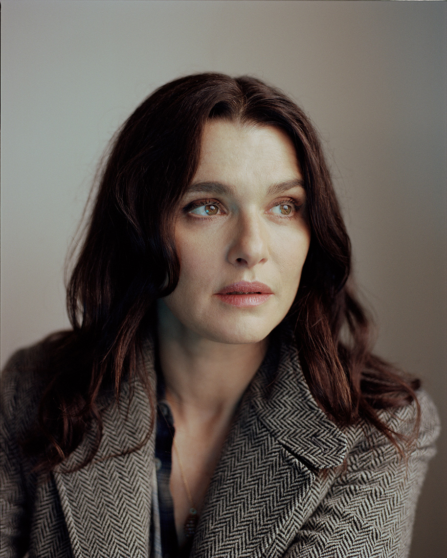 Rachel Weisz portrait New York City
